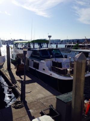 The Tiki Mermaid. So many KIPP memories made on this boat