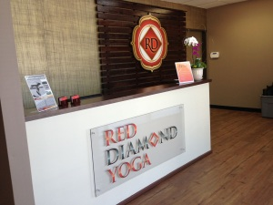 Red Diamond Yoga